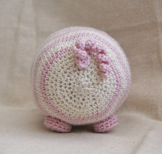 Crochet Pattern Notation : PDF Crochet Pattern for Persephone Pig UK notation from ...