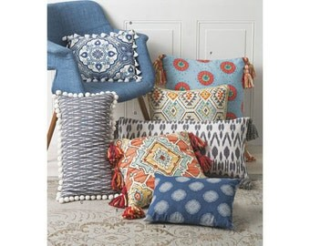 Simplicity Sewing Pattern 8308 Pillows New UNCUT