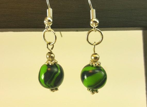 custom fan earrings sports jewelry gifts for fan