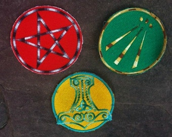 Design Your Own Pagan Patches