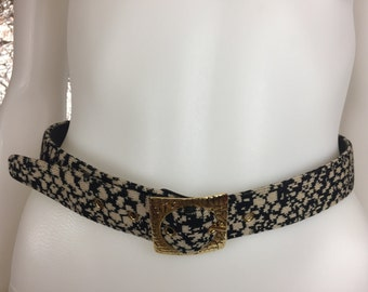 Vintage St. John 70's Sweater Belt  S