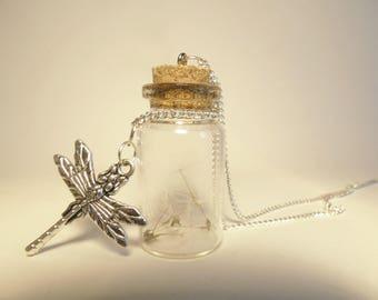 Bottled Wishes Necklace