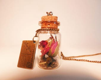 Narnia Tea Necklace