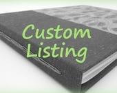 Custom Listing for Sherri 9x9 album