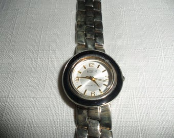 Vintage Sterling Silver Watch and Watch Band