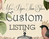 Custom Order for Mlionti2
