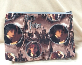 Harry Potter Cosmetic Bag