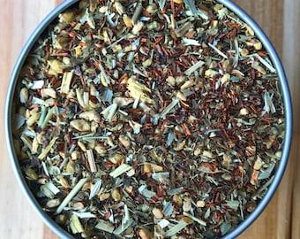 Cholesterol Tea - Organic Herbal Tea - Helps maintain healthy cholesterol levels