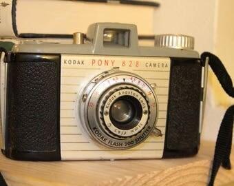 Kodak Pony 828 Film Camera