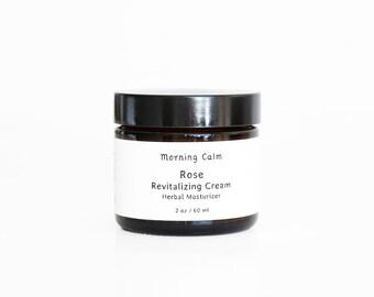Rose Revitalizing Cream