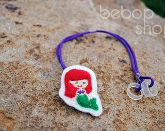 Mermaid - Hearing Aid Cord or Cochlear Implant Cord