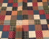 Cheater Quilt 2.5 Yards Cotton Yardage Quilt Backing