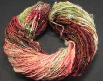 Handspun yarn from my East Frisean milk sheep - 4.4 oz, 148 yards