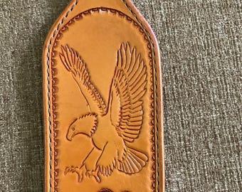 Rifle Sling - Bald Eagle design