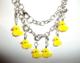 Baby Chick Charms