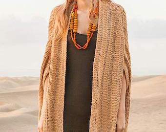 Hand knit Sweater, Women's sweater, Hand Knit Sweater,  Sweater
