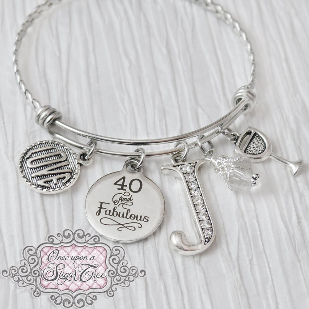 40th Birthday Gifts For Women Birthday Jewelry Or 50 And