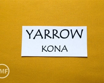 One Yard Yarrow Kona Cotton Solid Fabric from Robert Kaufman, K001-1478