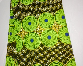 Ankara Holland Supreme/African Prints/African Fabric/Crafts/African Clothing/ Ankara / Wax/ Holland Supreme sold per yard