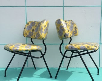 1960s Retro Vinyl Chairs