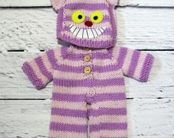 Cheshire Cat Romper