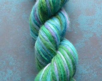 SEAWEED-- Heavy Worsted/Bulky Yarn 142 yards/50 grams