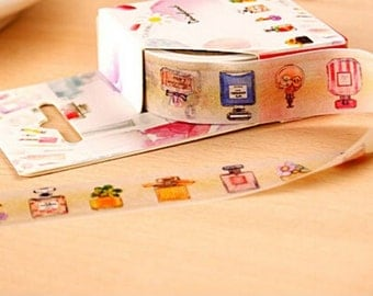 Washi Tape| Decorative Tape Perfume