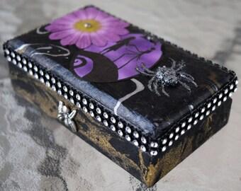Mini Nightmare Before Christmas Gift Card Box
