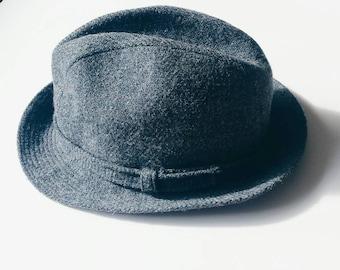 Vintage Men's Stetson Harris Tweed Hat
