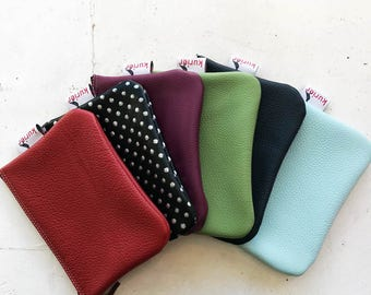 """Handmade """"Perfect Pouch"""""""