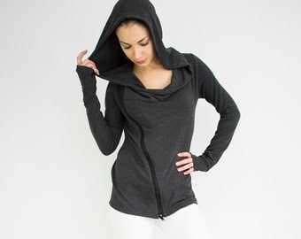 ASSASSIN creed hoodie/ Long sleeve hoodie/ Extravagant hoodie/ Assassin creed jacket/ 2017 trend/ Hooded sweatshirt/ Gym hoodie/ Activewear