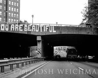 You Are Beautiful -- Birmingham, Alabama -- Bridge