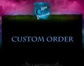 Custom Listing For Etsy Member Elspeth Nejrup