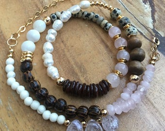 sakura (wrap bracelet)