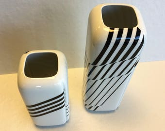 Pair of MCM Vases