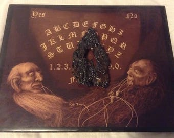 """Ouija board / Spirit board / """"Ghost Board"""""""