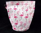 R/M/S/W Project bag 602 Flamingo