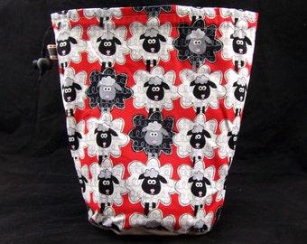 R/W Project bag 511 Black Sheep