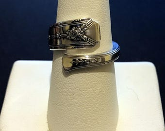 Milady 1940 Demitasse Spoon Ring