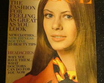 January 1970 VOGUE MAGAZINE