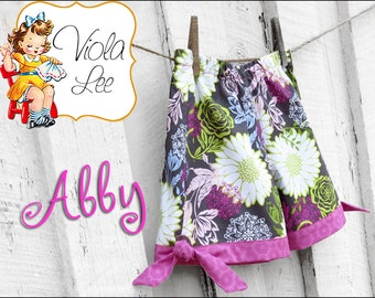 Girl's Sewing Pattern, pdf. Girl's Pants Sewing Pattern, Toddler Shorts Sewing Pattern. Infant Shorts Pattern. Baby pdf Sewing Pattern. Abby