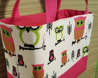 Awesome Owl Tote