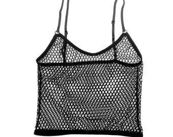 Fishnet Tank