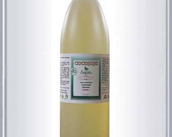Cocojojo's 16oz Keratin Hair Oil For Natural Keratin Formation
