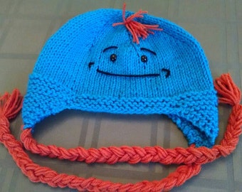 Made to Order Mr Meeseeks Hat