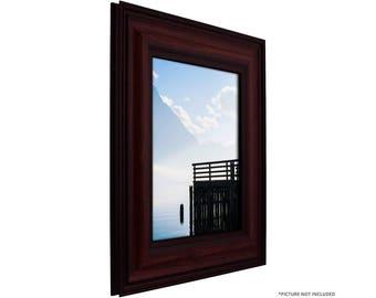 "Craig Frames, 16x20 Inch Dark Burgundy Picture Frame, , Potomac 2.5"" Wide (808262021620)"