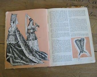 History of the Corset book by Emily Yooll 1946, rare corsetry instruction book printed by Gossard Ltd