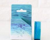 Deep Sea Washi Tape Masking Tape Planner Stickers Scrapbooking Stickers