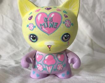Kidrobot Trikky Kitty Valentines Day cat