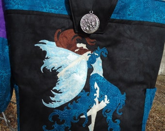 Tote Bag - Fairy - Fantasy Art - Shoulder Bag